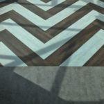 Designer luxury tile flooring